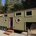 SimBLISSity 35' Valhalla Tiny Home Trailers
