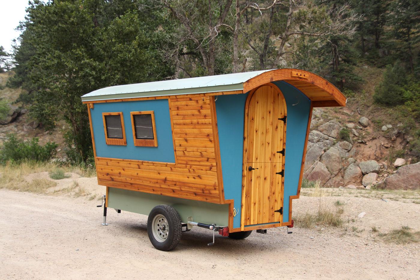 Gypsy BLISS Wagons - SimBLISSity Tiny Homes