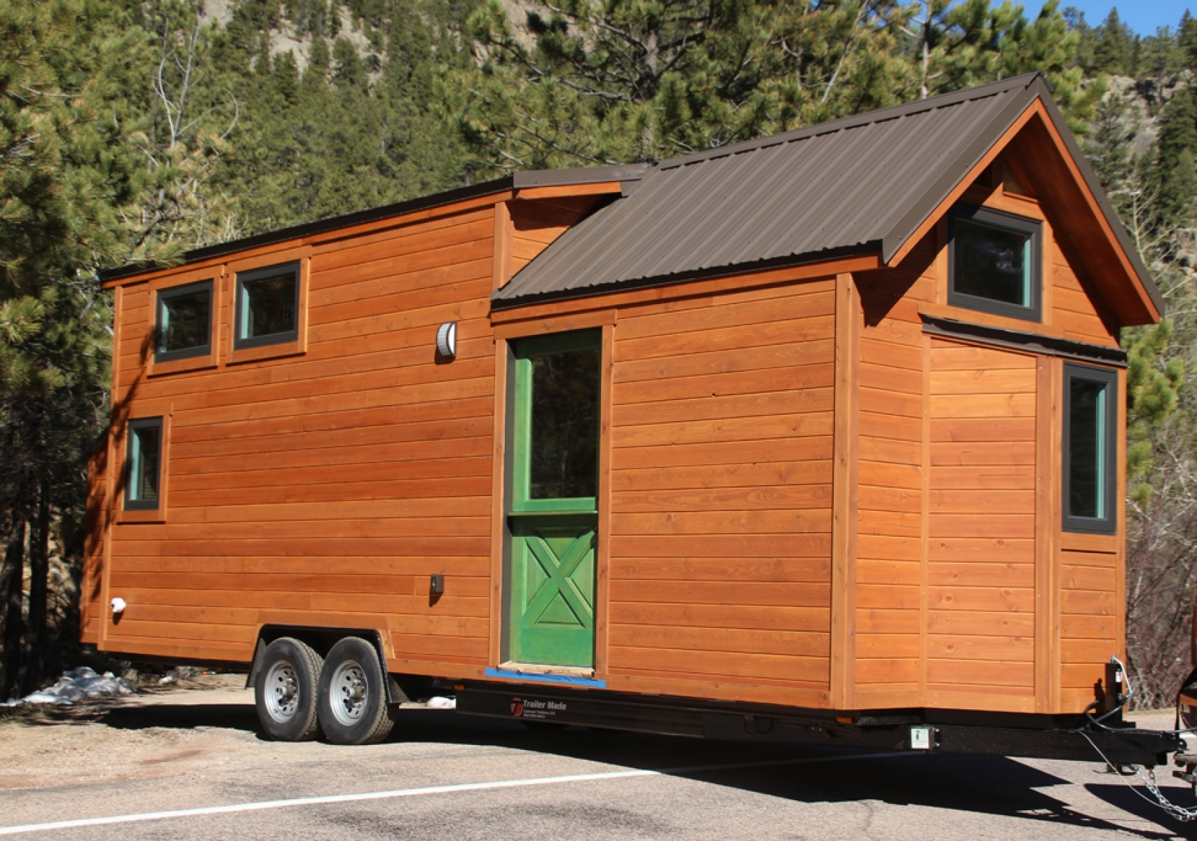 SimBLISSity 26′ ET Tiny Home